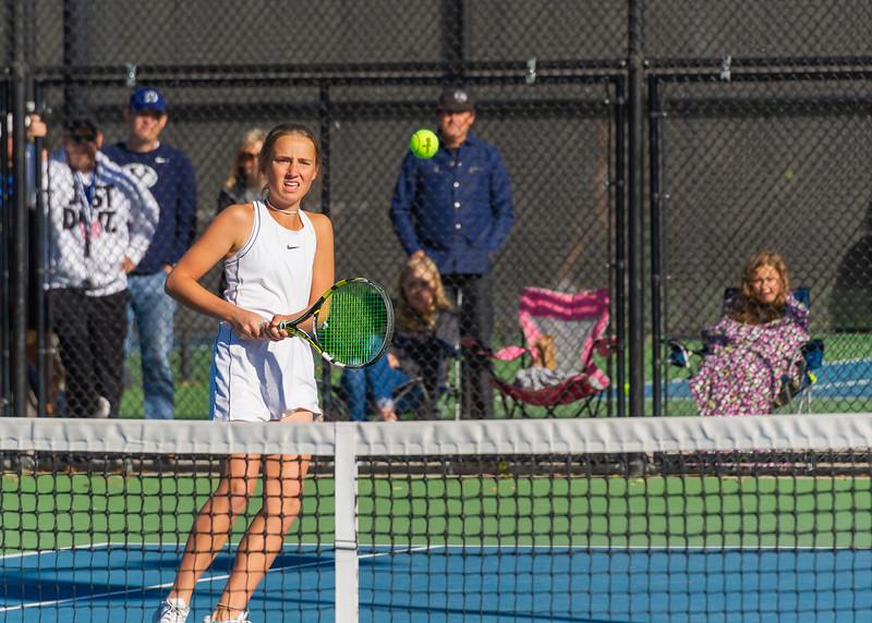 2019-10-05 Dixie HS Girls Tennis at State Tournament_0485