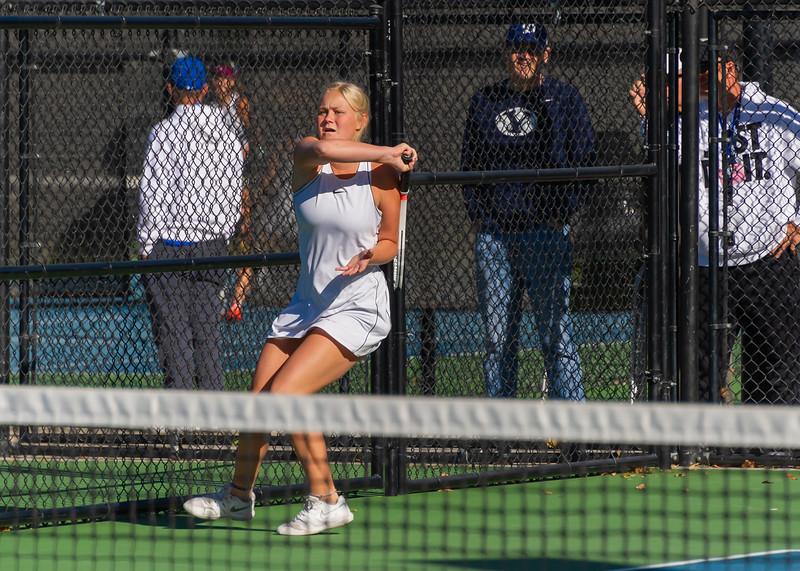 2019-10-05 Dixie HS Girls Tennis at State Tournament_0540