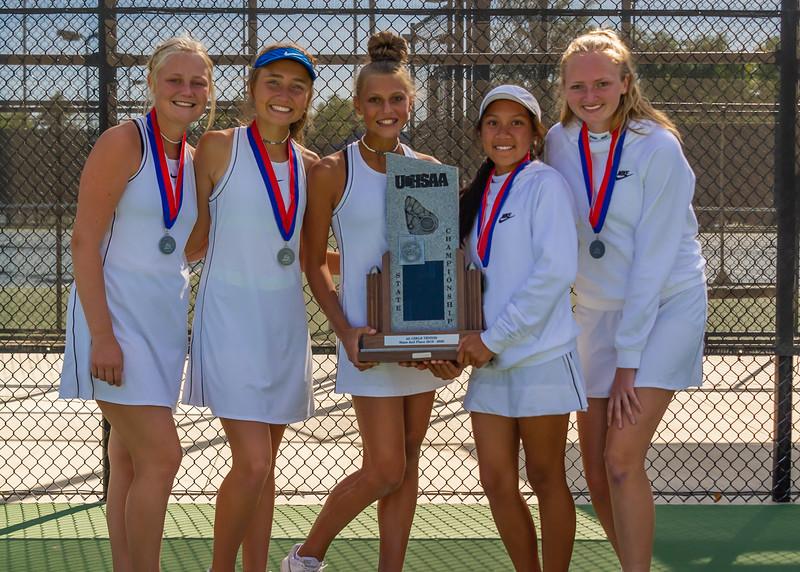 2019-10-05 Dixie HS Girls Tennis at State Tournament_0817