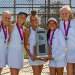 2019-10-05 Dixie HS Girls Tennis at State Tournament_0802