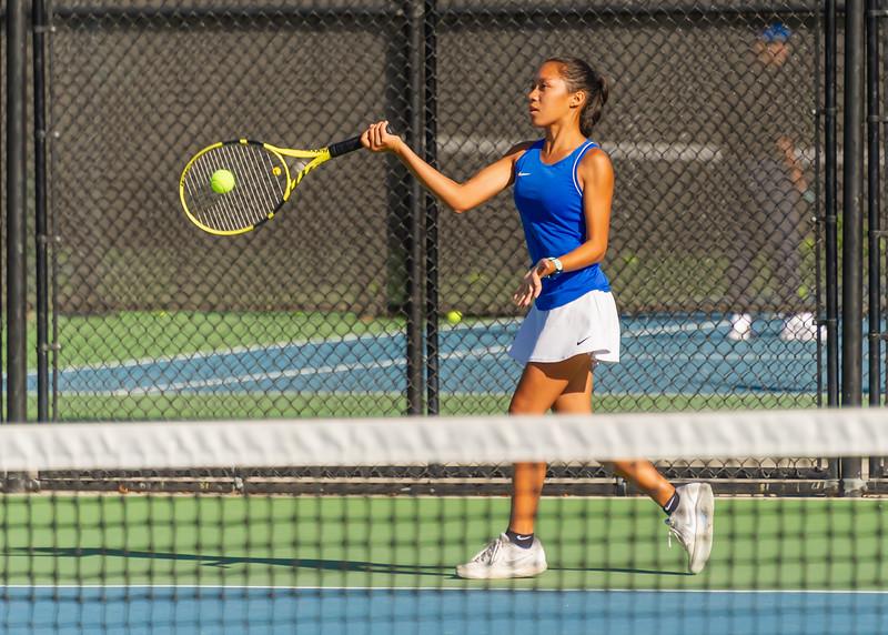 2019-10-05 Dixie HS Girls Tennis at State Tournament_0110