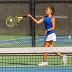 2019-10-05 Dixie HS Girls Tennis at State Tournament_0110