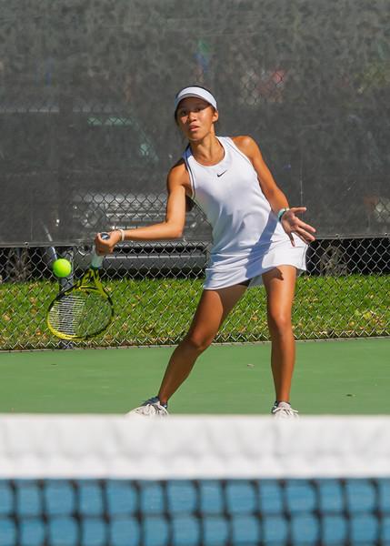2019-10-05 Dixie HS Girls Tennis at State Tournament_0665