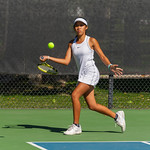 2019-10-05 Dixie HS Girls Tennis at State Tournament_0650
