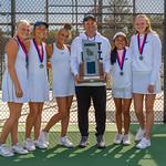 2019-10-05 Dixie HS Girls Tennis at State Tournament_0822