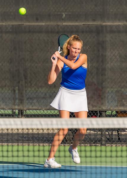 2019-10-05 Dixie HS Girls Tennis at State Tournament_0179