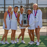 2019-10-05 Dixie HS Girls Tennis at State Tournament_0806