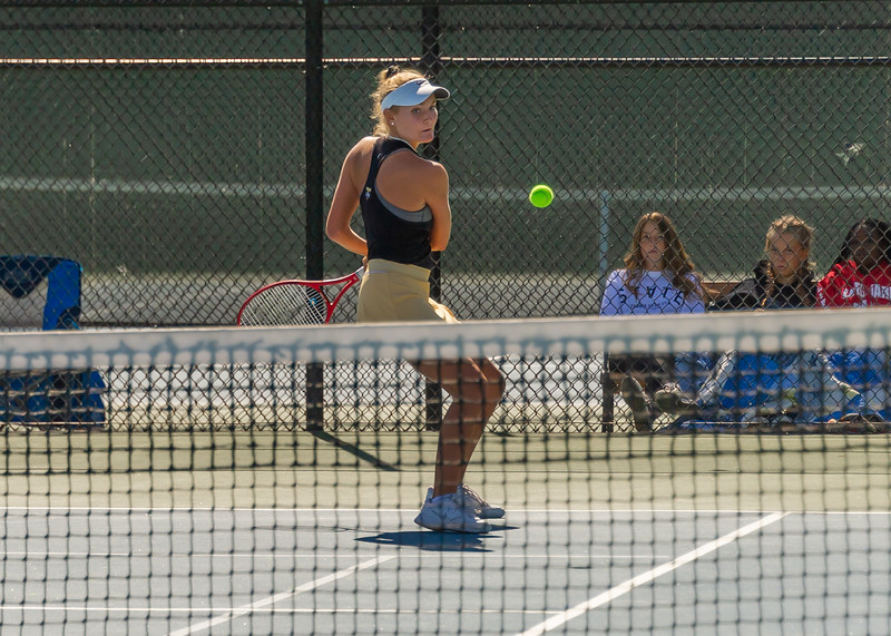 2019-10-05 Region 9 Girls Tennis Players at State Tournament_0133 - DH 3rd Singles - Tia Turley - 1st Place