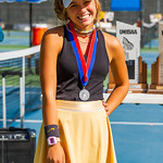 2019-10-05 Region 9 Girls Tennis Players at State Tournament_0323 - DH 1st Singles - Morgan Behymer - 2nd Place