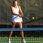 2019-10-05 Dixie HS Girls Tennis at State Tournament_0419a - 1st Singles - Kylie Kezos - Semi-finalist