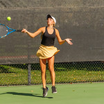 2019-10-05 Region 9 Girls Tennis Players at State Tournament_0093 - DH 2nd Singles - Mackenzie Telford - 1st Place