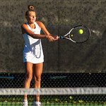 2019-10-05 Dixie HS Girls Tennis at State Tournament_0432a - 1st Singles - Kylie Kezos - Semi-finalist