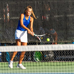 2019-10-05 Dixie HS Girls Tennis at State Tournament_0056a - 1st Singles - Kylie Kezos - Semi-finalist