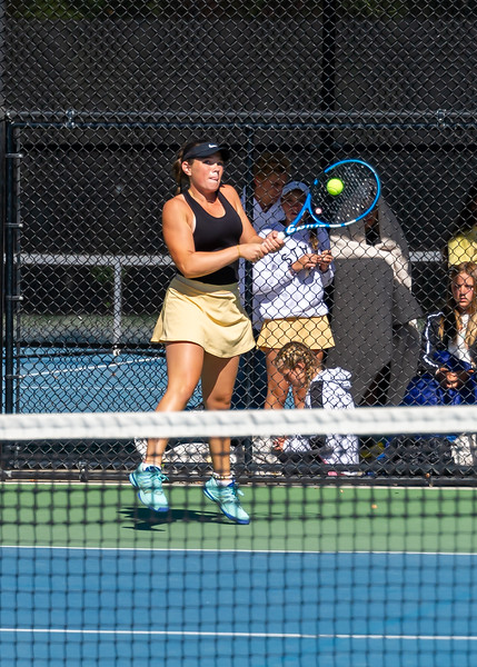 2019-10-05 Region 9 Girls Tennis Players at State Tournament_0003 - DH 1st Doubles - Faith Hess & Cassidy Kohler - 1st Place