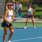 2019-10-05 Region 9 Girls Tennis Players at State Tournament_0216 - PV 2nd Doubles - Olivia Obray & Katrina Hafen - 1st Place