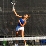 2019-10-05 Dixie HS Girls Tennis at State Tournament_0040a - 1st Singles - Kylie Kezos - Semi-finalist