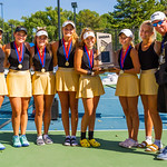 2019-10-05 Region 9 Girls Tennis Players at State Tournament_0348 - Desert Hills High School - 1st Place