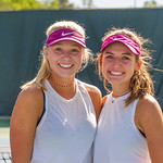 2019-10-05 Region 9 Girls Tennis Players at State Tournament_0272 - PV 2nd Doubles - Olivia Obray & Katrina Hafen - 1st Place