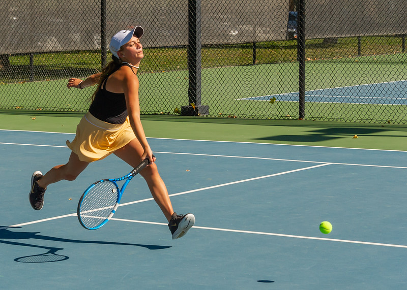 2019-10-05 Region 9 Girls Tennis Players at State Tournament_0069 - DH 2nd Singles - Mackenzie Telford - 1st Place