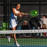 2019-10-05 Dixie HS Girls Tennis at State Tournament_0562a - 2nd Doubles - Sally Fraser - 2nd Place