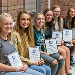 2019-11-13 Dixie HS Girls Tennis Awards Banquet_0551