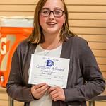 2019-11-13 Dixie HS Girls Tennis Awards Banquet_0140