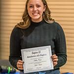Academic All-Region Award - Ashley