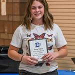 JV Flyer Pride Award - Jenna