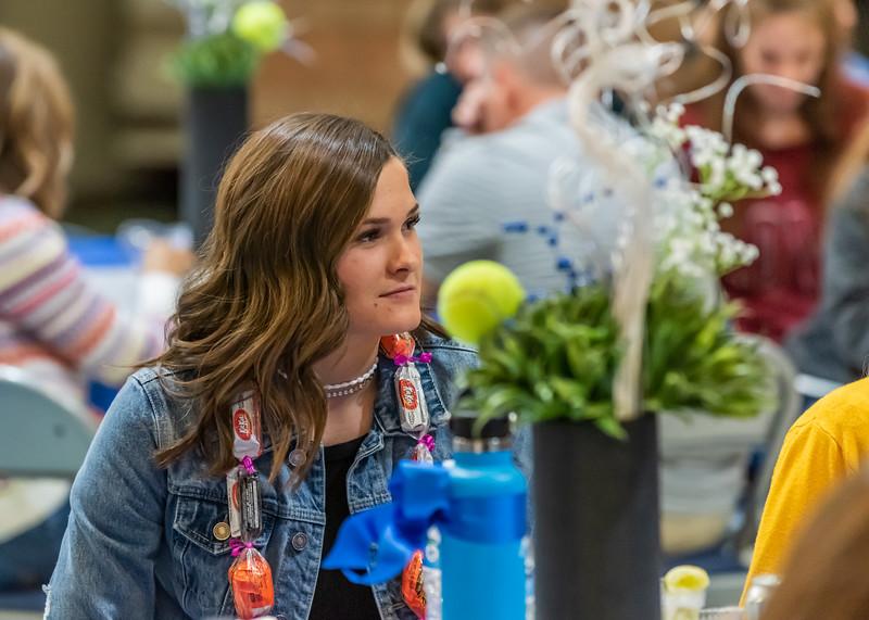 2019-11-13 Dixie HS Girls Tennis Awards Banquet_0455