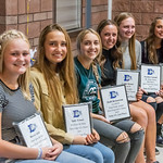 2019-11-13 Dixie HS Girls Tennis Awards Banquet_0552