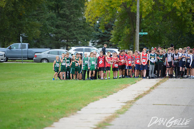 Dragons Cross Country Meet