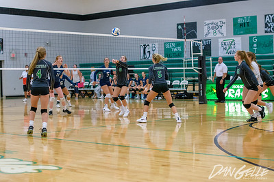 Dragons JV Volleyball vs EVW