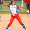 4-3-19<br /> Kokomo vs Taylor softball<br /> Kokomo's Lauryn Hicks pitches.<br /> Kelly Lafferty Gerber | Kokomo Tribune