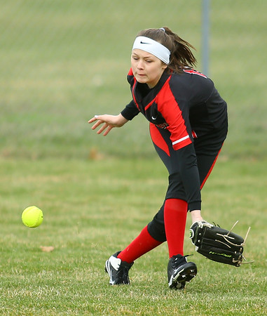4-3-19<br /> Kokomo vs Taylor softball<br /> <br /> Kelly Lafferty Gerber | Kokomo Tribune
