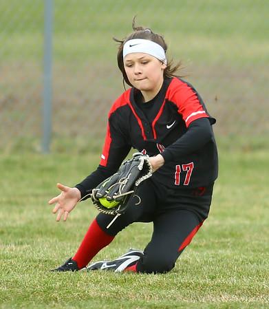 4-3-19<br /> Kokomo vs Taylor softball<br /> <br /> Kelly Lafferty Gerber   Kokomo Tribune