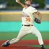 8-1-19<br /> Jackrabbits vs Spiders<br /> Creede Jeffers pitches.<br /> Kelly Lafferty Gerber | Kokomo Tribune
