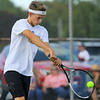 8-28-19<br /> Eastern boys tennis<br /> 2 singles Lukas Darling<br /> Kelly Lafferty Gerber | Kokomo Tribune