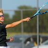 8-29-19<br /> Western boys tennis<br /> 2 singles Braden Freeman<br /> Kelly Lafferty Gerber | Kokomo Tribune