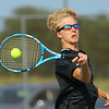 8-29-19<br /> Western boys tennis<br /> 2 singles Braden Freeman<br /> Kelly Lafferty Gerber | Kokomo Tribune