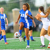 girls soccer action between Kokomo HS and Marion on August 27, 2019.<br /> Tim Bath | Kokomo Tribune