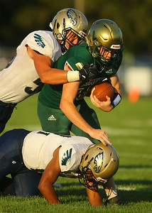 8-23-19 Eastern vs Oak Hill football  Kelly Lafferty Gerber | Kokomo Tribune
