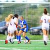 girls soccer action between Kokomo HS and Marion on August 27, 2019.<br /> Tim Bath   Kokomo Tribune