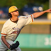 8-1-19<br /> Jackrabbits vs Spiders<br /> Parker Sisovsky pitches.<br /> Kelly Lafferty Gerber | Kokomo Tribune