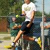 8-28-19<br /> Eastern boys tennis<br /> 2 singles Lukas Darling<br /> Kelly Lafferty Gerber   Kokomo Tribune