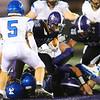 Northwestern HS football vs Eastern Hancock HS on August 23, 2019.<br /> Tim Bath | Kokomo Tribune