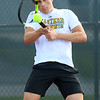 8-28-19<br /> Eastern boys tennis<br /> 1 singles Matt Harrison<br /> Kelly Lafferty Gerber   Kokomo Tribune