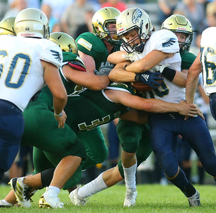 8-23-19 Eastern vs Oak Hill football  Kelly Lafferty Gerber | Kokomo Tribune