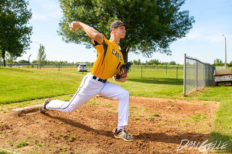 Litchfield Legion Baseball vs NLS