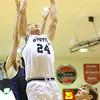 12-6-19<br /> Western vs Northwestern boys basketball<br /> <br /> Kelly Lafferty Gerber | Kokomo Tribune