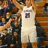 12-20-19<br /> Northwestern vs Maconaquah boys basketball<br /> NW's Ben Beachy puts up a shot.<br /> Kelly Lafferty Gerber | Kokomo Tribune